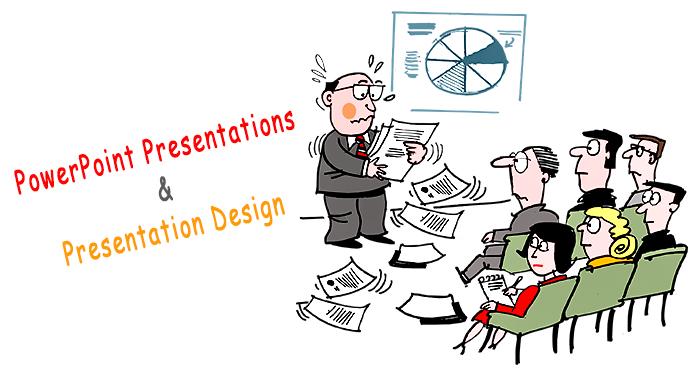 PowerPoint Presentations and Presentation Design