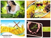 Agriculture and Farming PowerPoint Templates Bundle, TheTemplateWizard