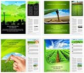 Agriculture Technology Word Templates Bundle, TheTemplateWizard