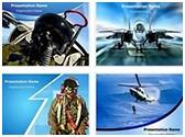 Air Force PowerPoint Templates Bundle, TheTemplateWizard