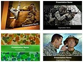 Army PowerPoint Templates Bundle, TheTemplateWizard