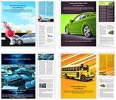 Automotive Word Templates Bundle, TheTemplateWizard
