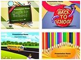 Back To School PowerPoint Templates Bundle, TheTemplateWizard