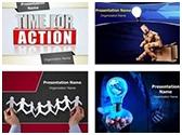 Business and Marketing PowerPoint Templates Bundle, TheTemplateWizard