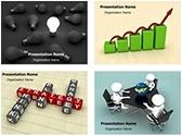 Business Animated PowerPoint Templates Bundle, TheTemplateWizard