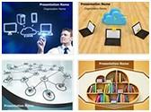 Cloud Computing PowerPoint Templates Bundle, TheTemplateWizard