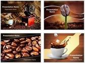 Coffee PowerPoint Templates Bundle, TheTemplateWizard