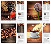 Coffee Word Templates Bundle, TheTemplateWizard