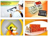 Construction and Home PowerPoint Templates Bundle, TheTemplateWizard