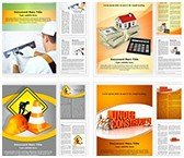 Construction and Home Word Templates Bundle, TheTemplateWizard