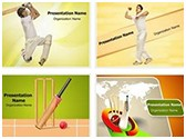 Cricket PowerPoint Templates Bundle, TheTemplateWizard