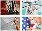 Crimes PowerPoint Templates Bundle, TheTemplateWizard
