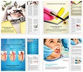 Dentistry Word Templates Bundle, TheTemplateWizard