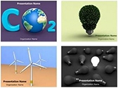 Energy and Environment Animated PowerPoint Templates Bundle, TheTemplateWizard