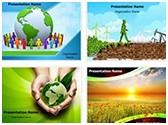 Environment PowerPoint Templates Bundle, TheTemplateWizard