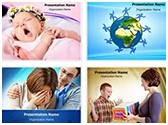 Family and Relationship PowerPoint Templates Bundle, TheTemplateWizard