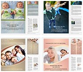 Family Couple and Parenting Word Templates Bundle, TheTemplateWizard