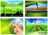 Agriculture Technology PowerPoint Templates Bundle, TheTemplateWizard