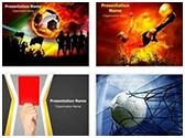 Football Soccer Fifa PowerPoint Templates Bundle, TheTemplateWizard