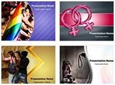 Gender Discrimination PowerPoint Templates Bundle, TheTemplateWizard