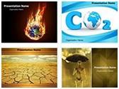 Global Warming PowerPoint Templates Bundle, TheTemplateWizard