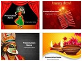 Indian Religious Culture PowerPoint Templates Bundle, TheTemplateWizard
