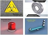 Industrial Animated PowerPoint Templates Bundle, TheTemplateWizard