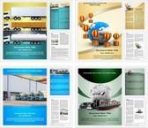 Logistics Word Templates Bundle, TheTemplateWizard