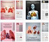 Lung Cancer Word Templates Bundle, TheTemplateWizard