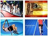 Mix Sports PowerPoint Templates Bundle, TheTemplateWizard