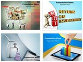 Money and Graph PowerPoint Templates Bundle, TheTemplateWizard
