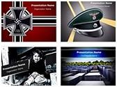 Nazi Germany PowerPoint Templates Bundle, TheTemplateWizard