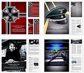 Nazi Germany Word Templates Bundle, TheTemplateWizard