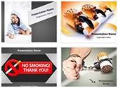 No Smoking PowerPoint Templates Bundle, TheTemplateWizard