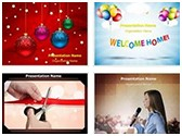 Party and Event PowerPoint Templates Bundle, TheTemplateWizard