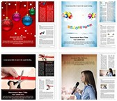 Party and Event Word Templates Bundle, TheTemplateWizard