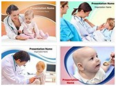 Pediatrician PowerPoint Templates Bundle, TheTemplateWizard
