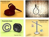 Security and legal Animated PowerPoint Templates Bundle, TheTemplateWizard