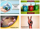 Social Problems PowerPoint Templates Bundle, TheTemplateWizard