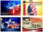 USA PowerPoint Templates Bundle, TheTemplateWizard