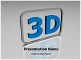 3D Animated PowerPoint Template, TheTemplateWizard