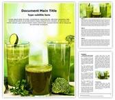 Antioxidants Word Template, TheTemplateWizard
