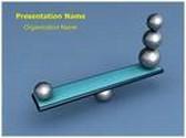 Ball Balancing Animated PowerPoint Template, TheTemplateWizard