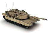 Battle Tank Clipart Image, TheTemplateWizard