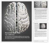Brain Free Word Template, TheTemplateWizard