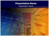 Chemistry Free PowerPoint Template, TheTemplateWizard