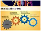 Chinese Dog Year PowerPoint Template background, PPT Slide15