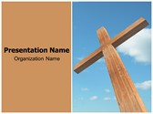 Christian Free PowerPoint Template, TheTemplateWizard
