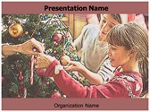 Christmas Free PowerPoint Template, TheTemplateWizard