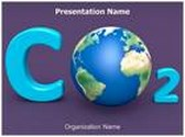 Co2 Environmental Effects Animated PowerPoint Template, TheTemplateWizard